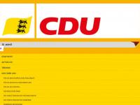cdu-rastatt.de Webseite Vorschau