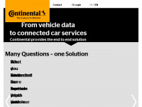 Continental-connected-services.com