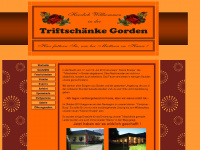 triftschaenke-gorden.de Webseite Vorschau