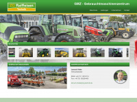 zg-gmz.de Webseite Vorschau