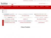 xcelsitas.de Webseite Vorschau