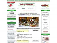 223-to-cater.de Webseite Vorschau