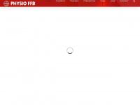 physio-ffb.de Webseite Vorschau