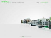 eterna-group.com Webseite Vorschau