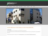 physio-nabuurs.ch Webseite Vorschau