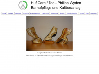 hufcare.ch Thumbnail