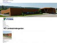 kigapyhra.at Webseite Vorschau