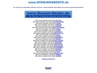 domainwebseite.de