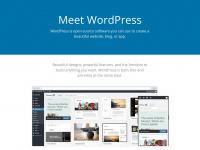en-gb.wordpress.org Webseite Vorschau
