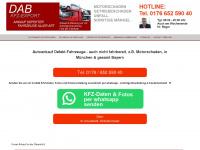 defekt-autoankauf-bayern24.info