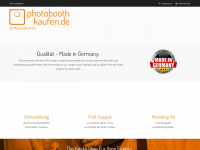 photoboothkaufen.de Webseite Vorschau