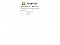 lothar-pilny.de Webseite Vorschau