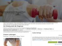 physiotherapie-neustadt-aisch.de Webseite Vorschau