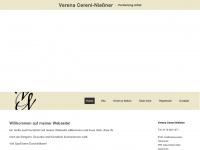 verena-cereni-niessner.de Webseite Vorschau