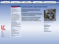 lotharkahl.de Webseite Vorschau