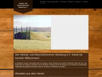 heimat-und-geschichtsverein-glauburg.de