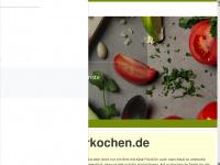 nurkochen.de Webseite Vorschau