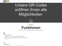 qtag.me Webseite Vorschau