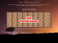 hellseherprinz.com Webseite Vorschau