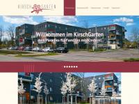 kirschgarten-gesundbrunnen.de Webseite Vorschau