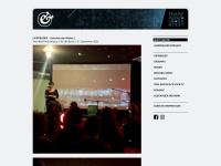 ampersand-interart.de Webseite Vorschau