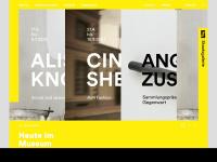 staatsgalerie.de