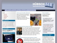 huebsch-elektrotechnik.de