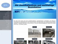 3fp-tec.de Webseite Vorschau