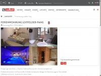 loitfelder.eu Webseite Vorschau