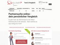 zu-zweit.ch Thumbnail