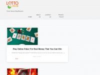 lotto-online.app Webseite Vorschau