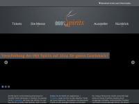 069spirits.de Webseite Vorschau