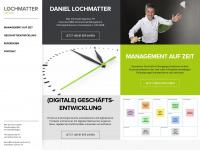 lochmatter-auf-zeit.ch Webseite Vorschau