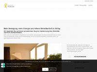 physio-piastowski.de Webseite Vorschau