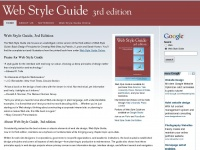 webstyleguide.com