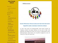 kita-christi-geburt.de Webseite Vorschau