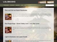 lolobooks.de Webseite Vorschau