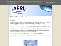 aeri.at Webseite Vorschau
