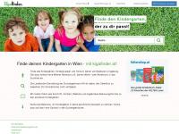 kigafinder.at Webseite Vorschau