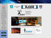 amateurfunkpraxis.de Webseite Vorschau