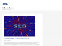 1a-counter-service.de Webseite Vorschau