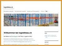 logistikbau.ch Webseite Vorschau