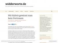 widderworte.de