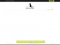 neoomi.de Webseite Vorschau