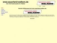 sauerland-walkers.de