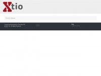 xtio.ch Webseite Vorschau