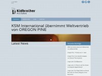 kidbrother.de Webseite Vorschau