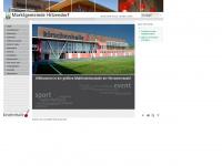kirschenhalle.at Webseite Vorschau