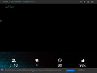 lockroom.de Webseite Vorschau