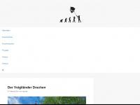 kitevolution.de Webseite Vorschau